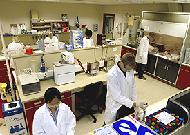 HPL Biochemistry and Molecular Biology Laboratory Photo 1