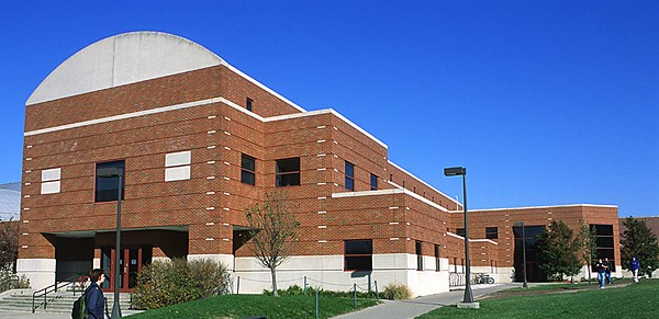 Ball State Building At