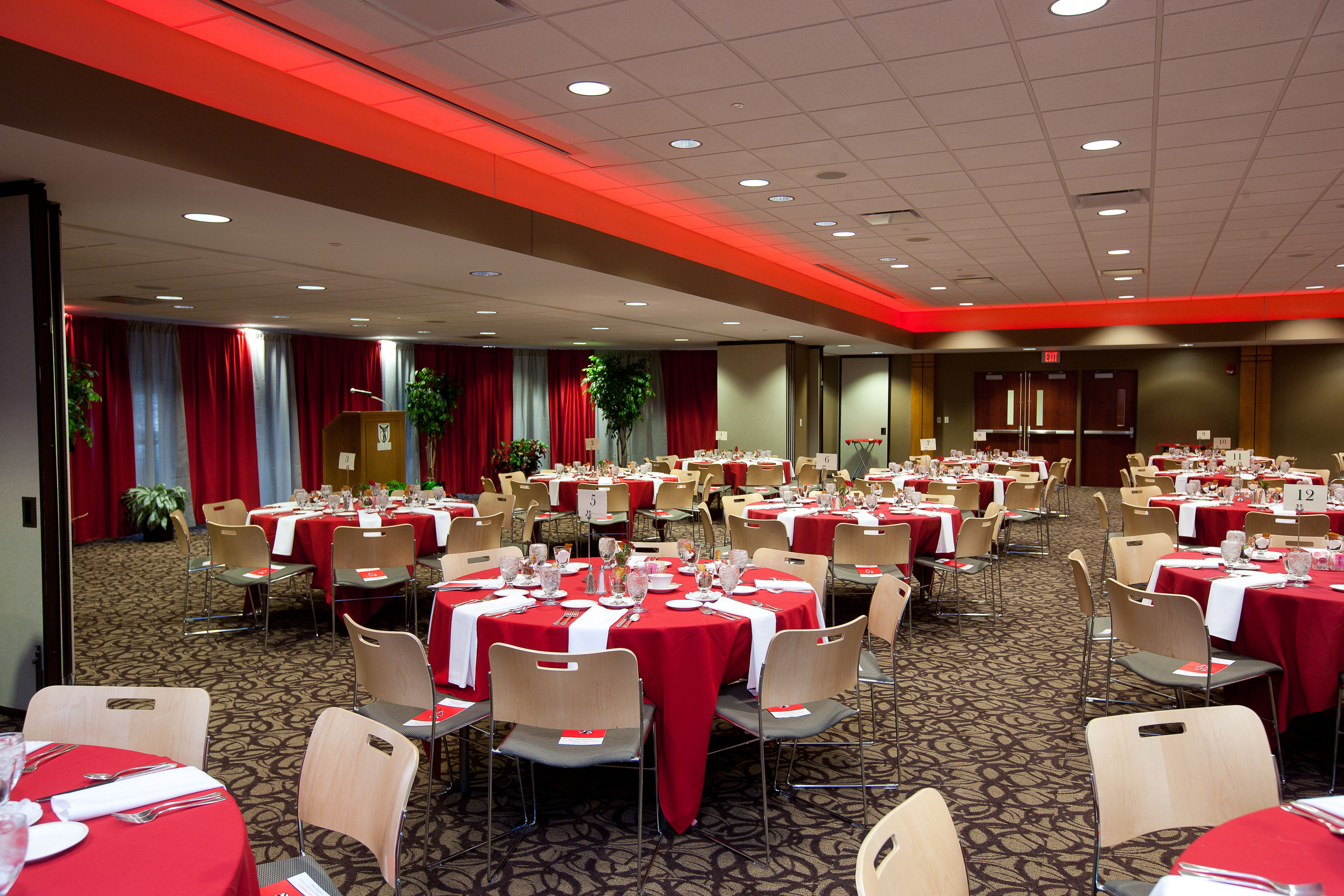 Ball State Student Center Room Reservation