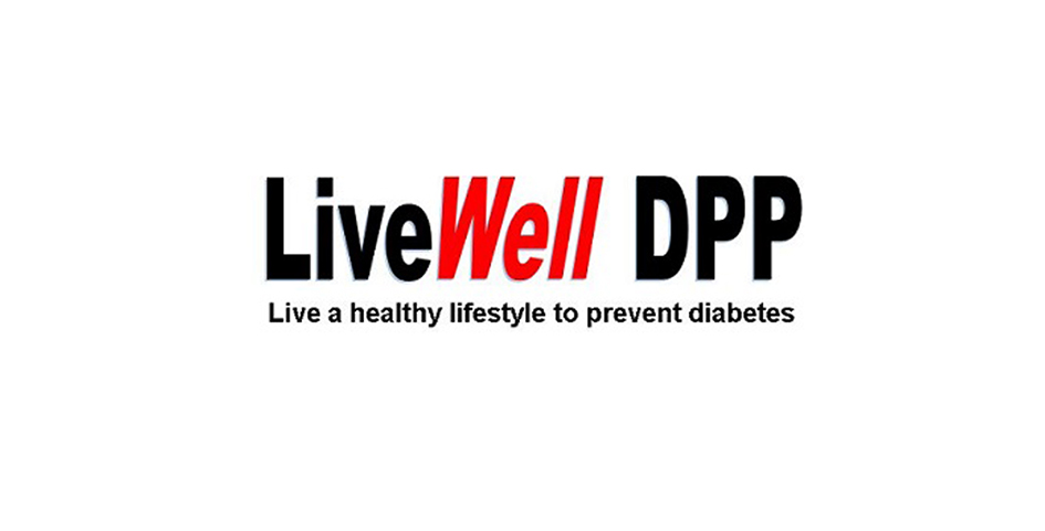 Live Well DPP: Live a health lifestyle to prevent diabetes