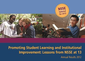 Promoting Student Learning and Institutional Improvement: Lessons from NSSE at 13