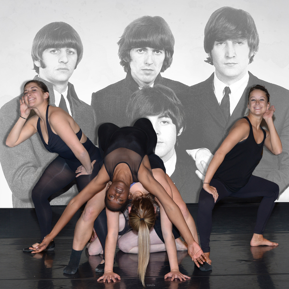 Ball State dance majors star in 'All You Need Is Love'
