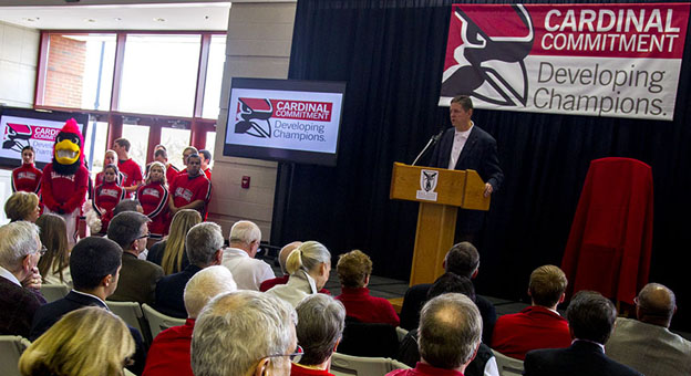 Cardinal Commitment campaign announced