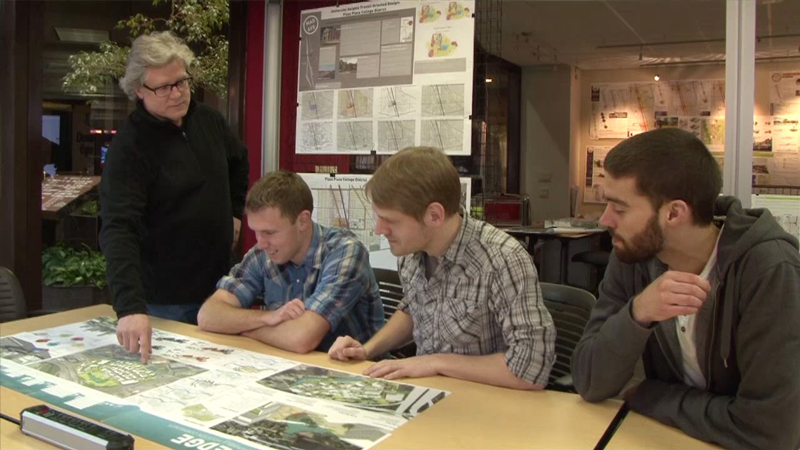 Master of Urban Design Program Overview