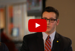 Click to watch a student sales executive discuss amazing sales through Unified Media