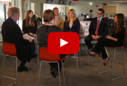 Click to watch a discussion on immersive learning opportunities in Unified Media