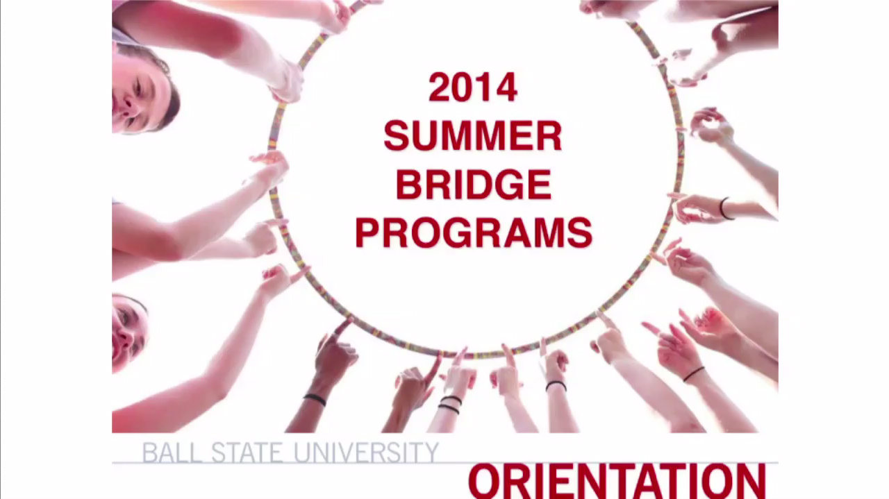 Bridging the Gap—Making Your Transition Through Summer Programs