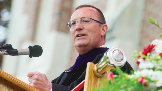 Jeffrey D. Feltman's Spring 2013 Commencement Address