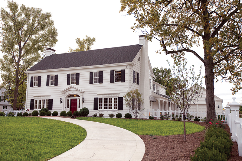 Honors House 1