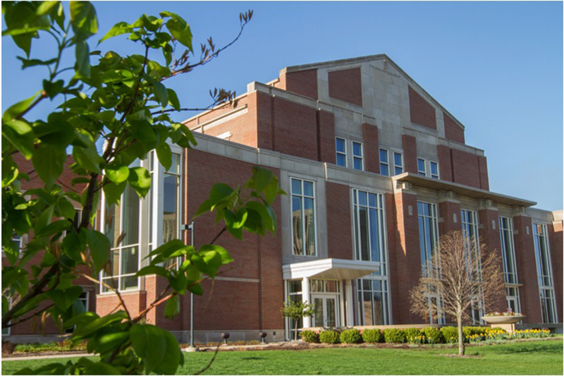 Music Instruction Building 1