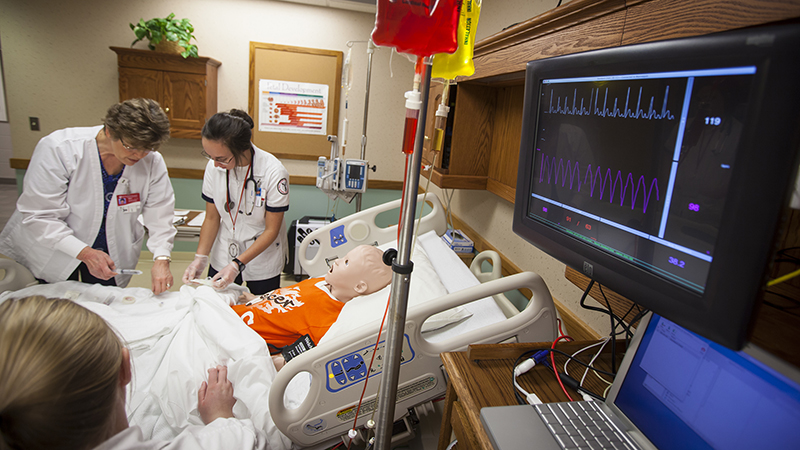 Nursing Stimulation Lab