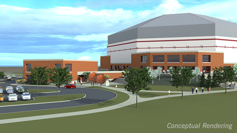 Worthen Arena 1