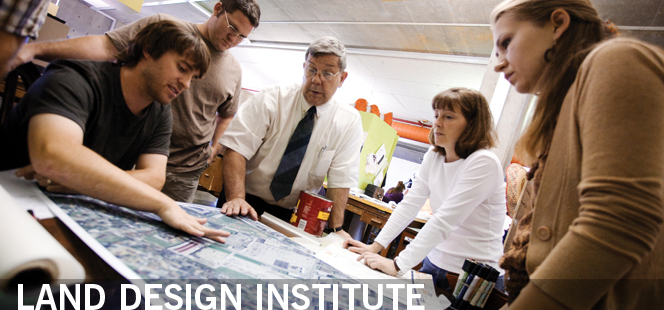 Land design Institute