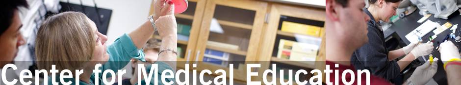 Medical Education Banner
