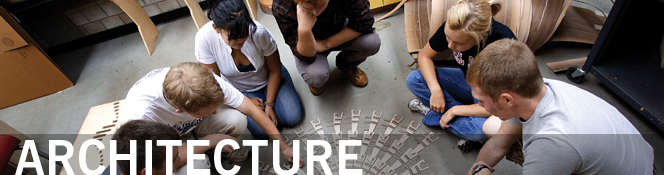 Department of Architecture Banner 2
