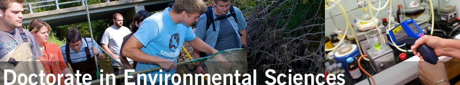 Doctorate in Environmental Sciences
