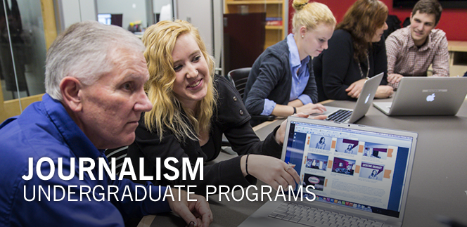 Journalism Undergraduate Programs