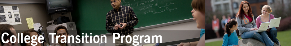 College Transition Program