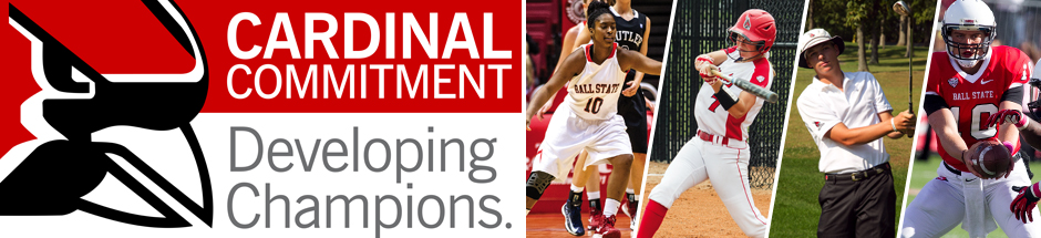 Ball State Cardinal Commitment:Developing Champions.