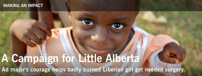 A Campaign for Little Alberta