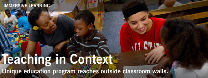 Teaching in Context