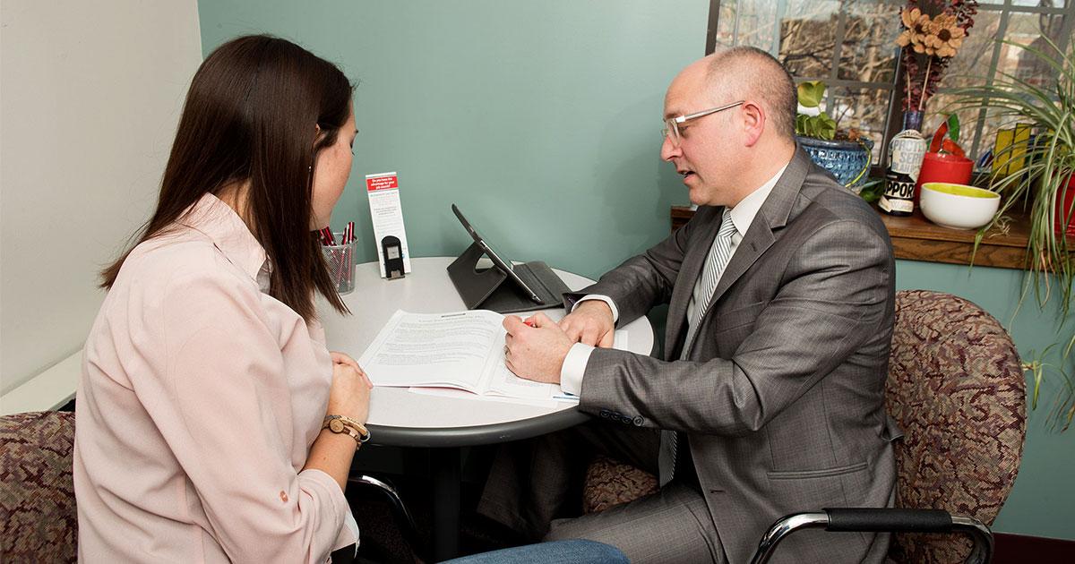 Interview Assistance - Career Center