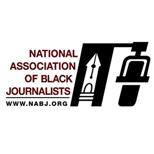 National Association of Black Journalists logo