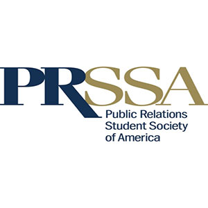Public Relations Student Society of America Logo