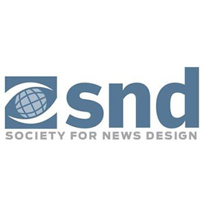 Society for News Design Logo