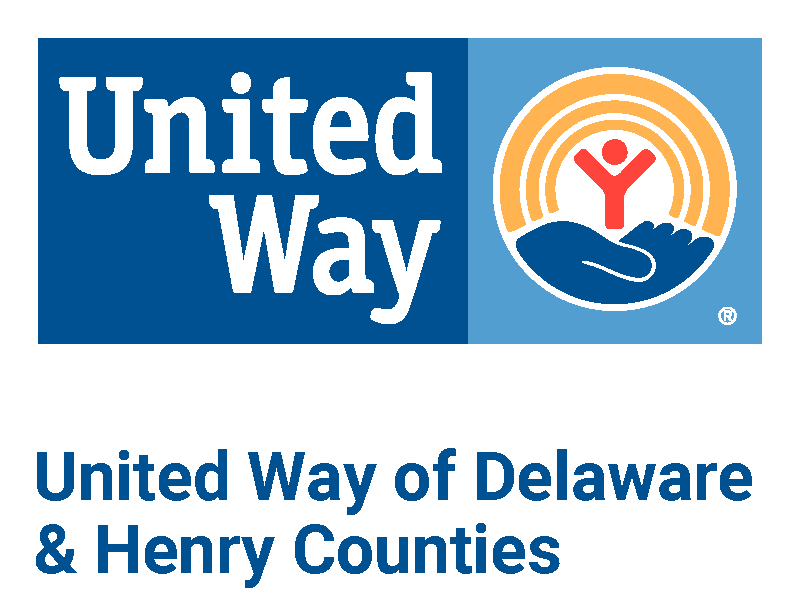 United Way of Delaware and Henry Counties logo 2019