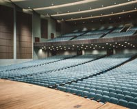 Emens auditorium ball state university