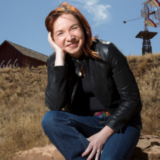 Dr. Katharine Hayhoe, an atmospheric scientist and professor at Texas Tech