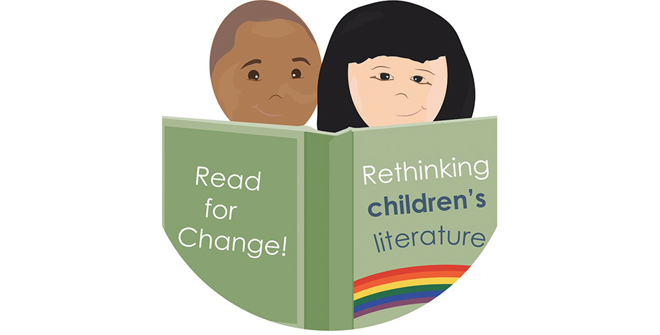 Rethinking Children's Literature logo