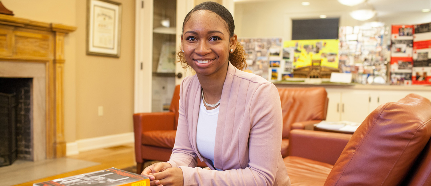 Arlesha Moore, Fulbright Award recipient