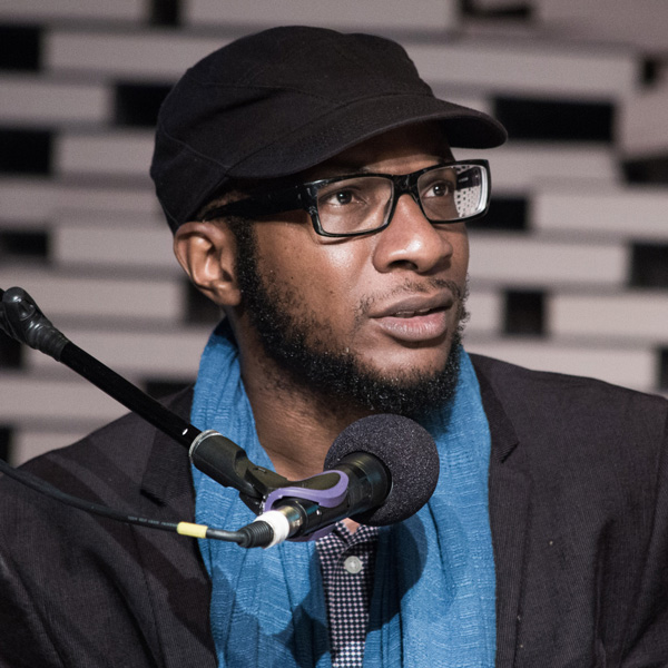 photo of Teju Cole