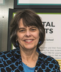 Marilyn Weaver Scholastic Journalism Award 2019: Mary Beth Tinker