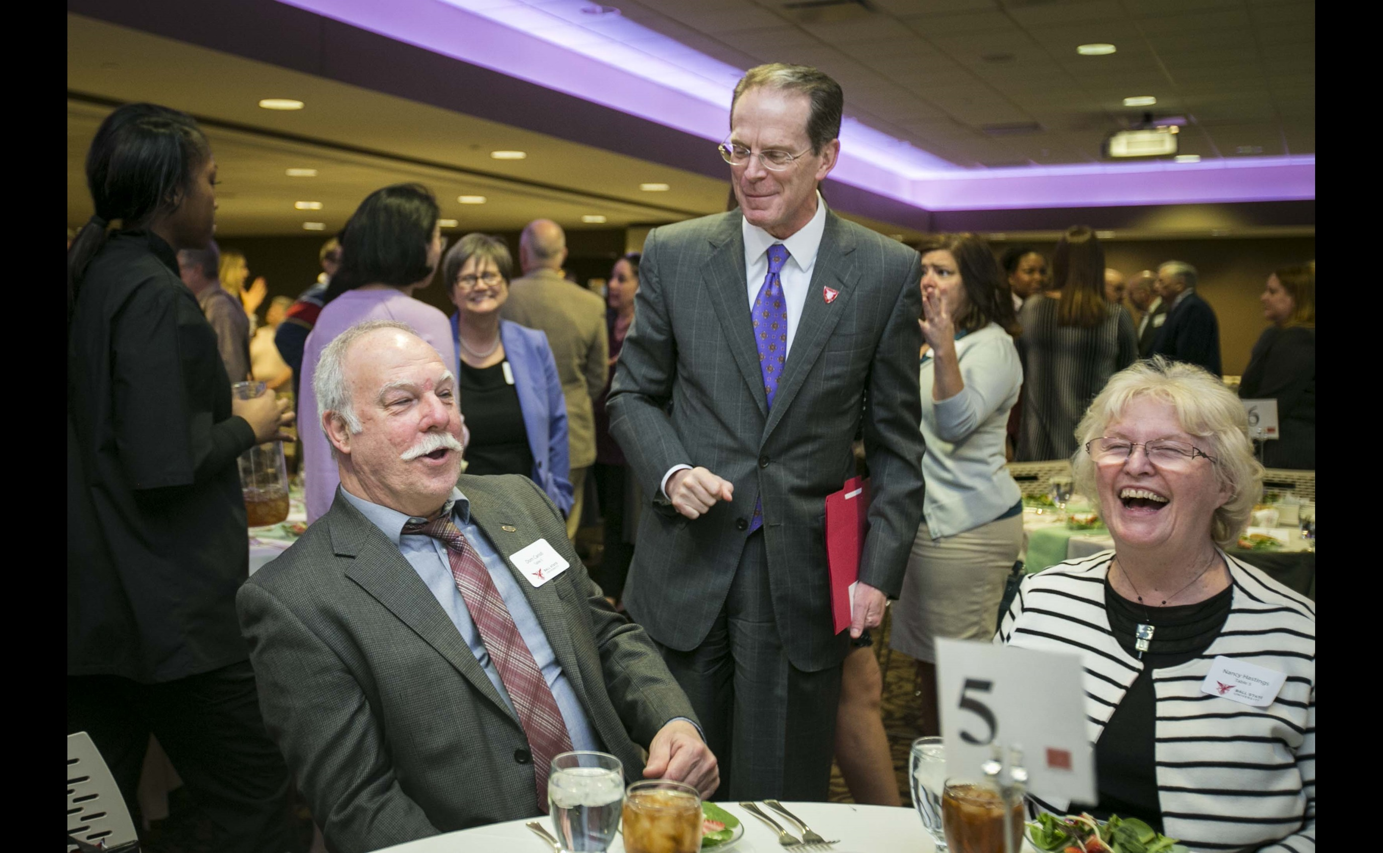 President Mearns National Writing Award Luncheon