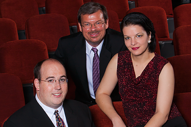 American Piano Trio group photo