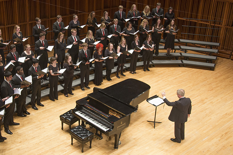 Ball State University Singers - Home | Facebook