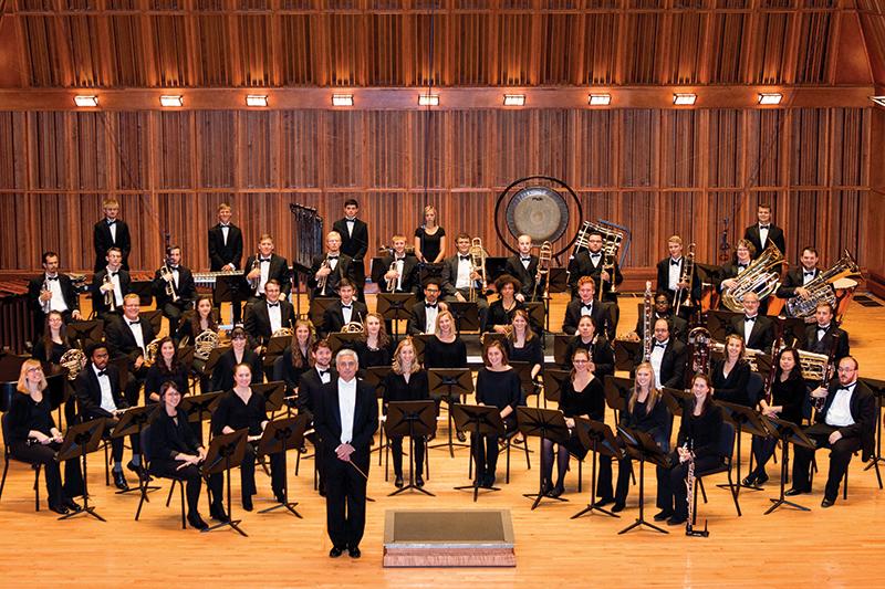 School of Music Ensembles | Ball State University