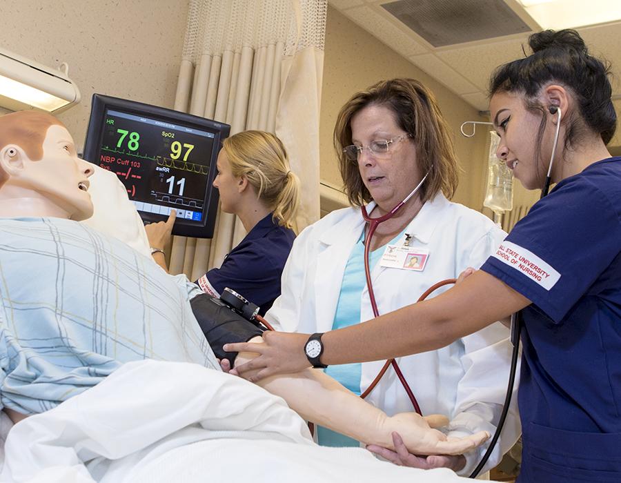 Nursing - Academics | Ball State University