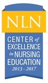 Center of Excellence in Nursing Logo