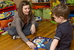 Applied Behavior Analysis Autism  C2 B7 Apply Now Carly Shappard