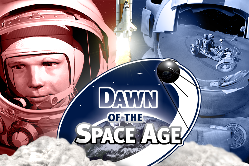 Dawn of Space Age
