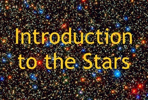 'Introduction to the Stars' poster