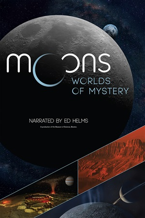 'Moons: Worlds of Mystery' poster