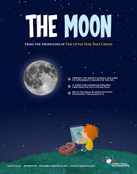 'The Moon' poster