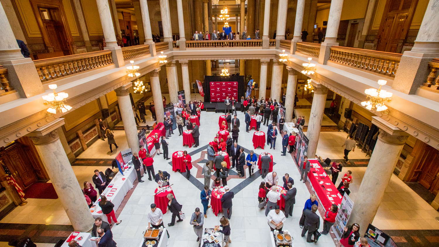 Ball State Day at the Statehouse