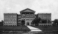 Administration Building in the 1910s