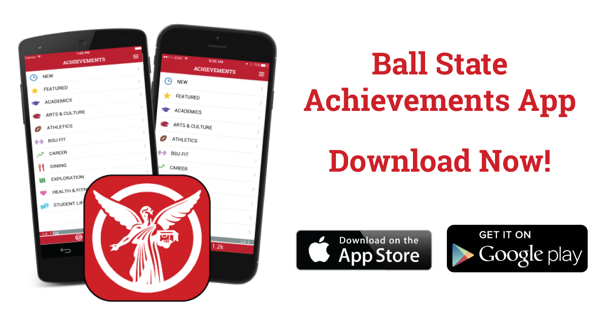 Ball State Achievements App | Ball State University